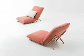 Hiro armchair  by  Paola Lenti