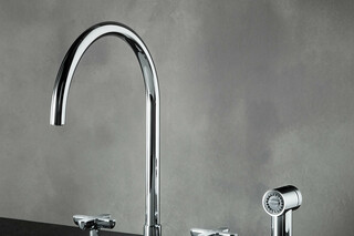 Icona Classic Sink mixer  by  Fantini