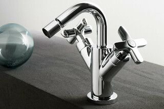 Icona Classic Single-hole bidet mixer  by  Fantini