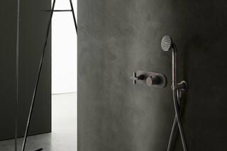 3/4 UP-Thermostatbrausemischer - Brausearm - Regenkopfbrause  von  Fantini