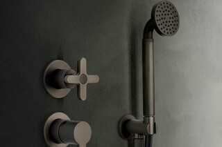 Icona Classic Built-in shower mixer - shower set  by  Fantini
