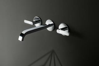 Icona Deco Wall-mount washbasin mixer  by  Fantini