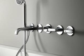 Icona Deco Built-in bathtub mixer  by  Fantini