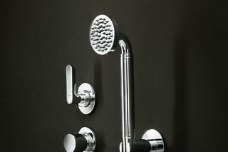 Icona Deco Built-in shower mixer - Shower set  by  Fantini