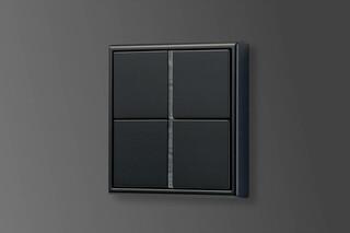 LS 990 F40 push-button sensor graphite black  by  JUNG