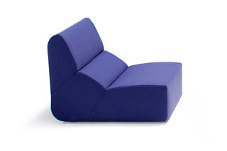Layout armchair  by  Prostoria