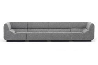 Layout sofa  by  Prostoria