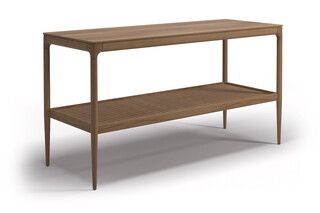 Lima serving table  by  Gloster Furniture
