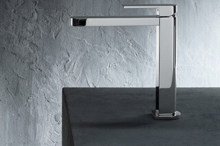 Mare Single-hole sink mixer  by  Fantini