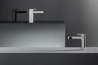 Mare Single-hole washbasin mixer  by  Fantini