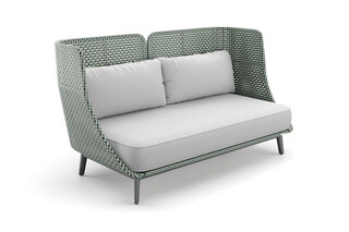 MBARQ 3-Seater, high backrest  by  DEDON
