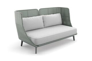 MBARQ 3-Sitzer, hohe Rückenlehne  von  DEDON
