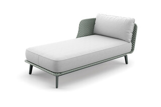 MBARQ Daybed right  by  DEDON