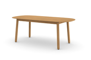 MBRACE dining table 200  by  DEDON