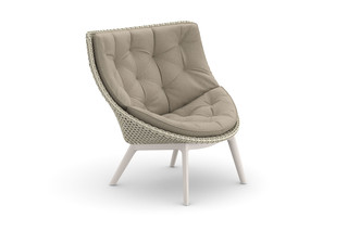 MBRACE wing chair aluminum base  by  DEDON