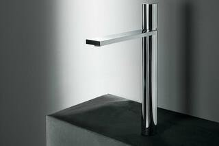 Milano Single-hole high washbasin mixer  by  Fantini