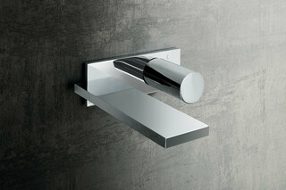 Milano Wall-mount washbasin mixer  by  Fantini