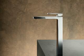 MINT Single-hole high washbasin mixer  by  Fantini