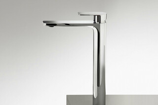 MYO Single-hole high washbasin mixer  by  Fantini