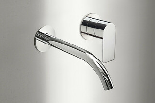 MYO Wall-mount washbasin mixer  by  Fantini