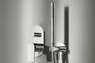 MYO Built-in shower mixer  by  Fantini