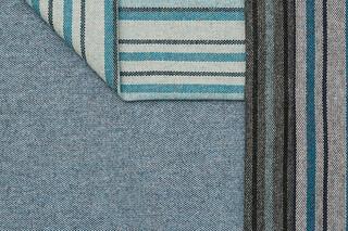Main Line Flax Stripe  by  Camira Fabrics