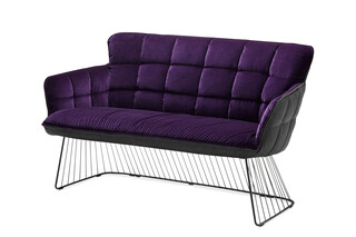 Marla couch with harp frame  by  Freifrau