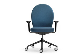Marva office swivel chair  by  Girsberger