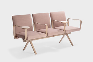 Materia - Ambient Beam sofa  by  Kinnarps