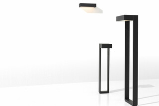 Mile Bollard  by  FLOS