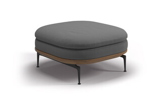 Mistral ottoman  by  Gloster Furniture