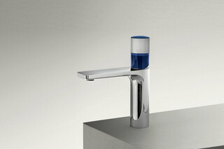 NICE Single-hole washbasin mixer  by  Fantini