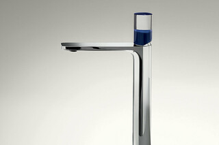 NICE Single-hole high washbasin mixer  by  Fantini