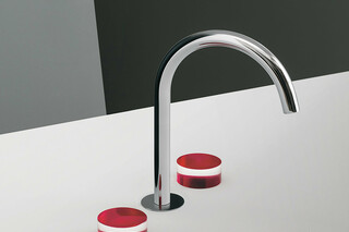 NICE 3-hole washbasin mixer  by  Fantini