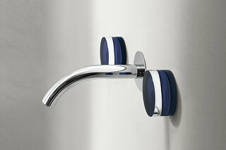NICE Wall-mount washbasin mixer  by  Fantini