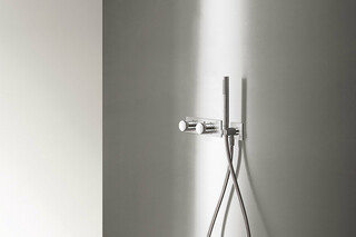 NICE Built-in shower mixer, Shower set, Rain showerhead, Shower arm  by  Fantini