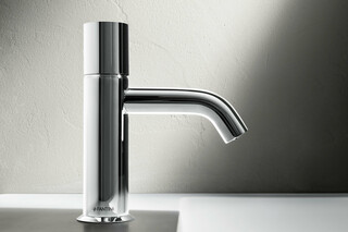 NOSTROMO Single-hole washbasin mixer  by  Fantini