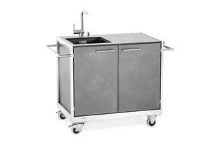 BASIC outdoor washing-up station  by  Niehoff Garden