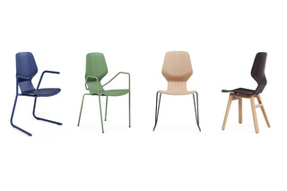 Oblikant chair  by  Prostoria