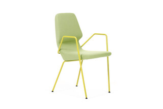 Oblique chair outdoor  by  Prostoria