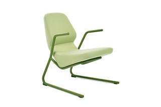 Oblique Outdoor-Sessel  von  Prostoria