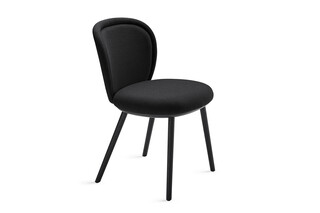 Ona chair with wooden frame  by  Freifrau