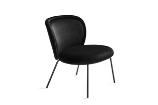Ona Cocktail Chair with steel frame  by  Freifrau