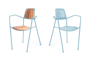 Osmo chair outdoor  by  Prostoria