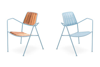 Osmo easy chair outdoor  by  Prostoria