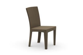 PANAMA side chair  by  DEDON