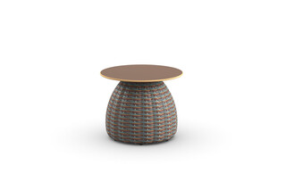 PORCINI side table 51  by  DEDON