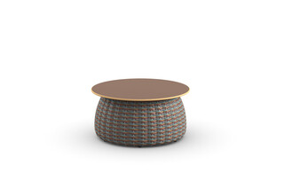 PORCINI side table 61  by  DEDON