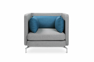 W-Lounge low one seater  von  Wagner