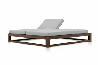 Equinox Double Chaise Lounge  by  TUUCI
